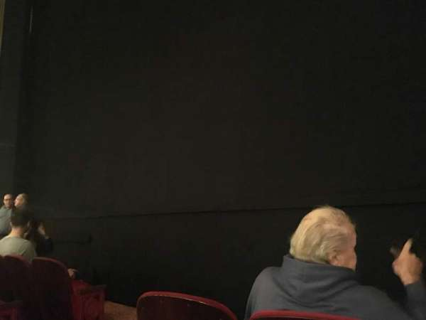 Neil Simon Theatre, secção: Orchestra R, fila: B, lugar: 6