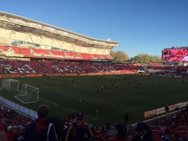 Rio Tinto Stadium, secção: 24, fila: T, lugar: 20