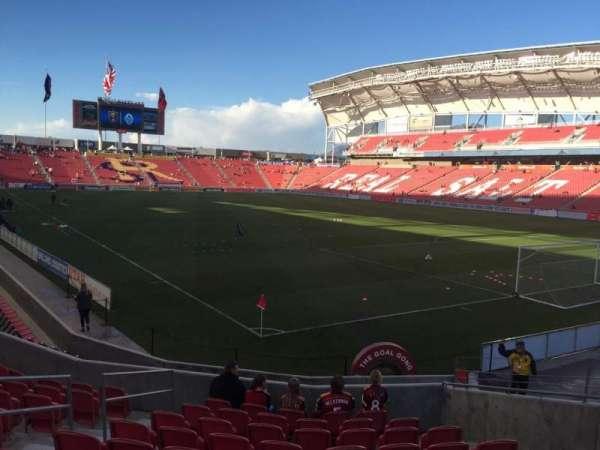 Rio Tinto Stadium, secção: 13, fila: N, lugar: 8