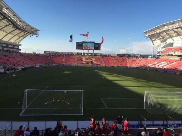 Rio Tinto Stadium, secção: 11, fila: L, lugar: 15