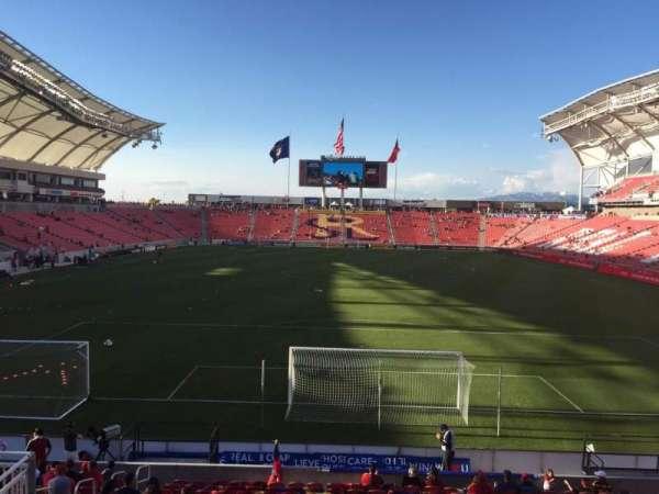 Rio Tinto Stadium, secção: 10, fila: Q, lugar: 15