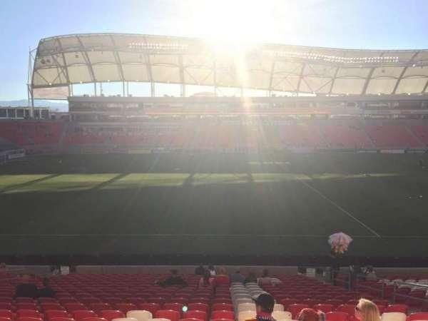 Rio Tinto Stadium, secção: 2, fila: W, lugar: 8