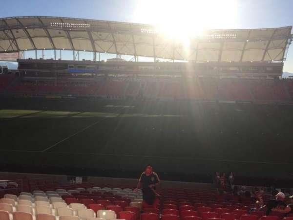 Rio Tinto Stadium, secção: 37, fila: T, lugar: 12