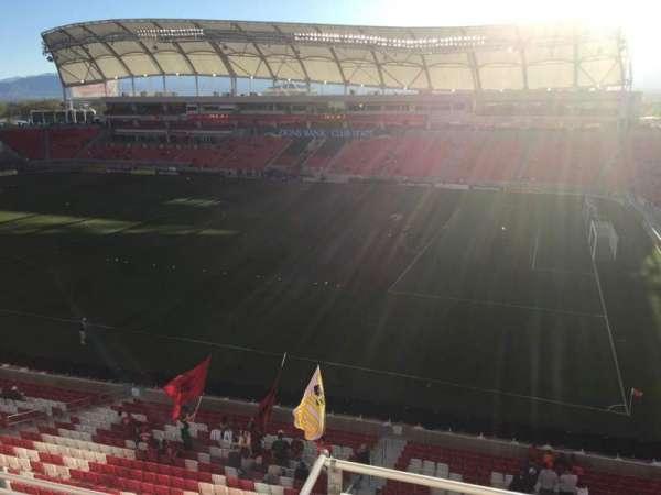 Rio Tinto Stadium, secção: 234, fila: C, lugar: 16