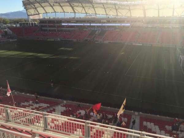 Rio Tinto Stadium, secção: 235, fila: F, lugar: 2