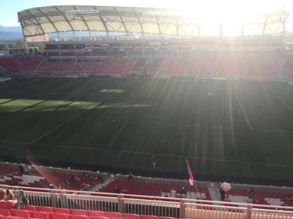 Rio Tinto Stadium, secção: 236, fila: H, lugar: 12