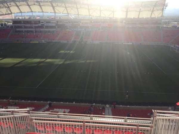Rio Tinto Stadium, secção: 237, fila: J, lugar: 6