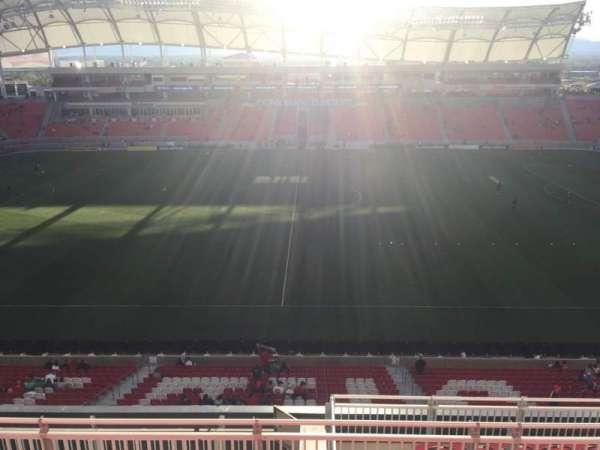 Rio Tinto Stadium, secção: 201, fila: H, lugar: 10