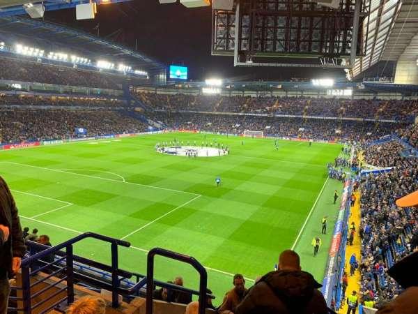 Stamford Bridge, secção: Shed End Upper 1, fila: 13, lugar: 70