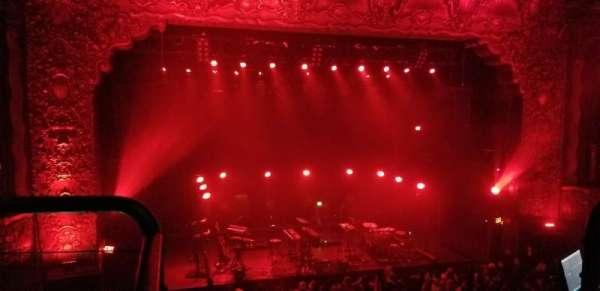 Belasco Theater (Los Angeles), secção: Platinum Balcony, fila: 2