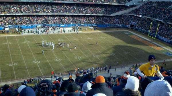 Soldier Field, secção: 440, fila: 22, lugar: 15