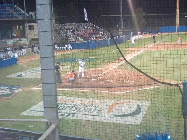 Blacktown Baseball Stadium, secção: C, fila: C, lugar: 13