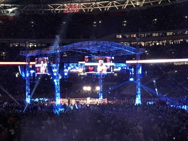 Wembley Stadium, secção: L115, fila: 24, lugar: 93