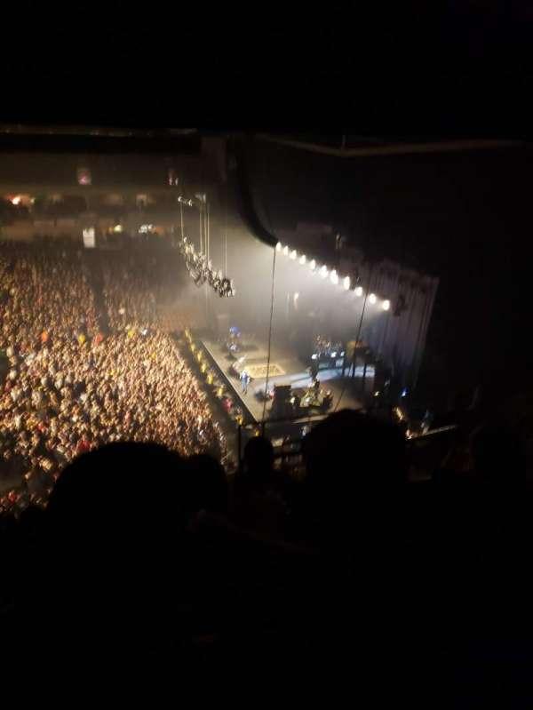 SNHU Arena, secção: 220, fila: N, lugar: 7