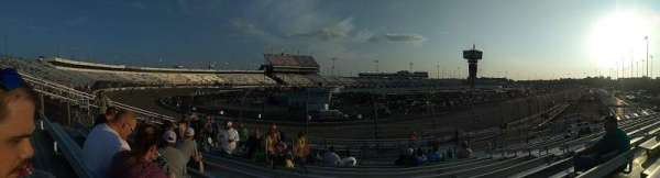 Richmond Raceway, secção: Dogwood Q, fila: 11, lugar: 8