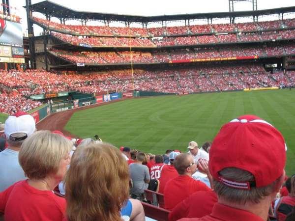 Busch Stadium, secção: 193, fila: 14, lugar: 15