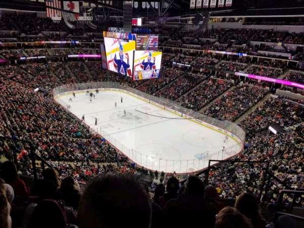 Ball Arena, secção: 370, fila: 9, lugar: 3