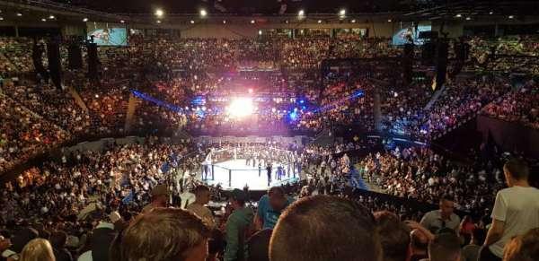 Rod Laver Arena, secção: 47-1, fila: KK, lugar: 345
