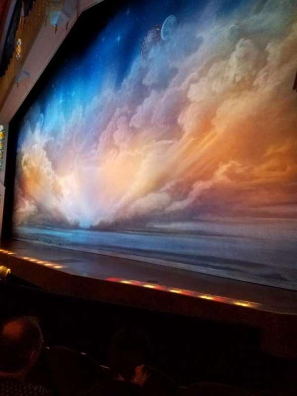 Eugene O'Neill Theatre, secção: Orchestra Right, fila: 14, lugar: D