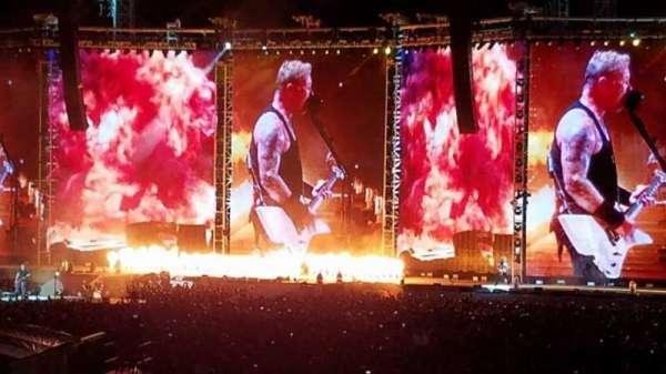 Hard Rock Stadium, secção: 126, fila: 20, lugar: 9