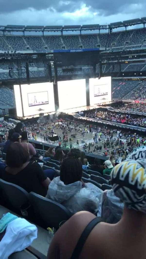 MetLife Stadium, secção: 236, fila: 7, lugar: 7