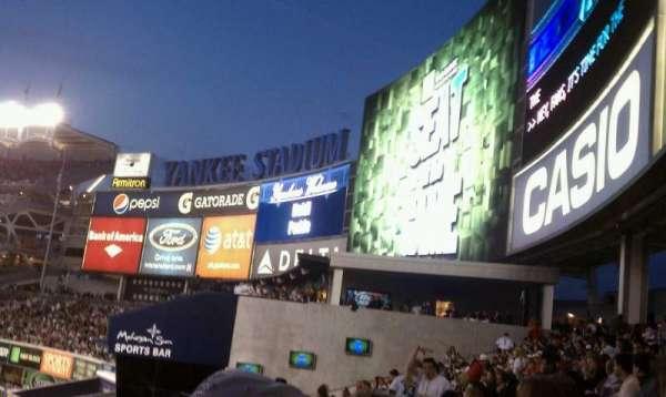 Yankee Stadium, secção: 207
