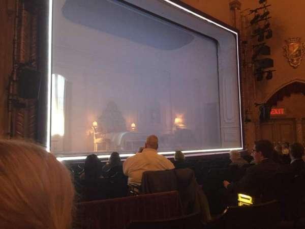 John Golden Theatre, secção: Left Orchestra, fila: J, lugar: 5