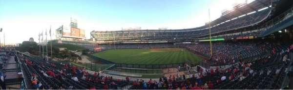 Angel Stadium, secção: 259, fila: WC, lugar: 10