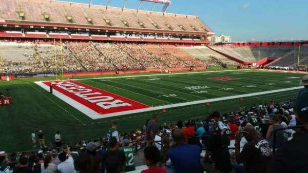 SHI Stadium, secção: 110, fila: 25, lugar: 9