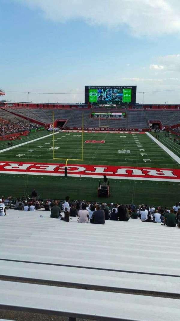 SHI Stadium, secção: 115, fila: 36, lugar: 16