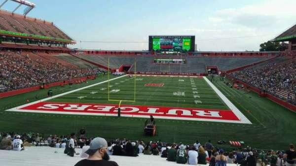 SHI Stadium, secção: 115, fila: 36, lugar: 9