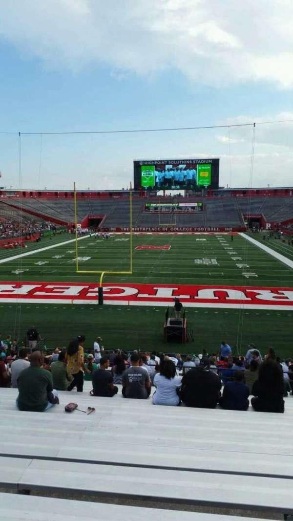 SHI Stadium, secção: 115, fila: 27, lugar: 18