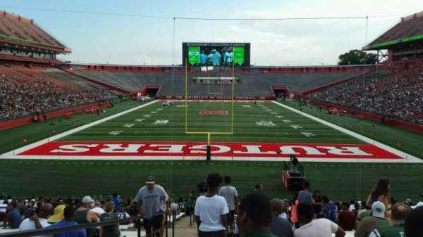 SHI Stadium, secção: 115, fila: 27, lugar: 36
