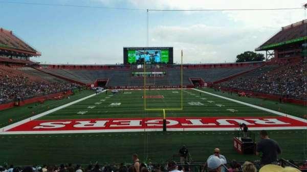 SHI Stadium, secção: 116, fila: 22, lugar: 5