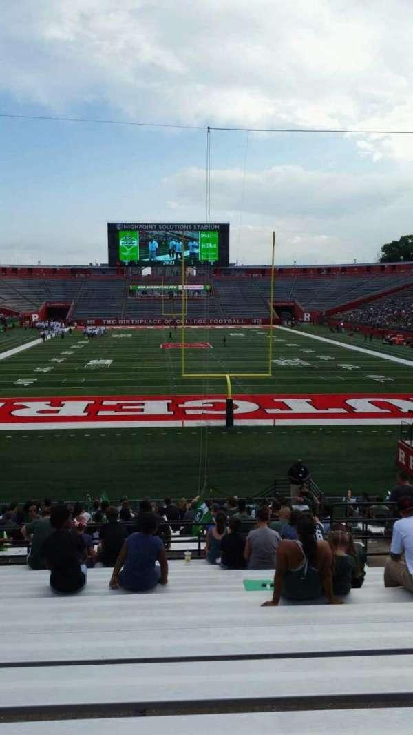 SHI Stadium, secção: 116, fila: 22, lugar: 9