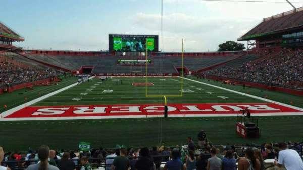 SHI Stadium, secção: 116, fila: 22, lugar: 12