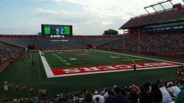 SHI Stadium, secção: 118, fila: 25, lugar: 1