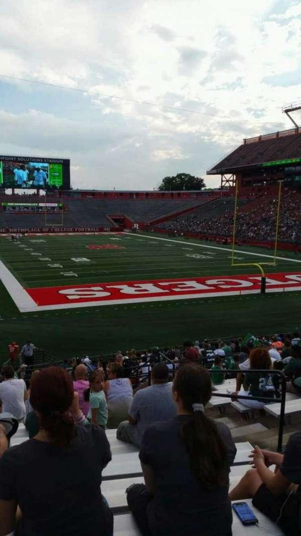 SHI Stadium, secção: 118, fila: 25, lugar: 6