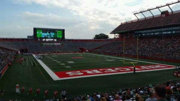 SHI Stadium, secção: 118, fila: 25, lugar: 11