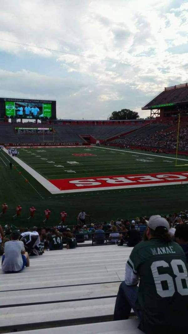 SHI Stadium, secção: 118, fila: 25, lugar: 16