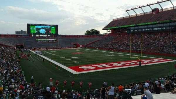 SHI Stadium, secção: 119, fila: 27, lugar: 1