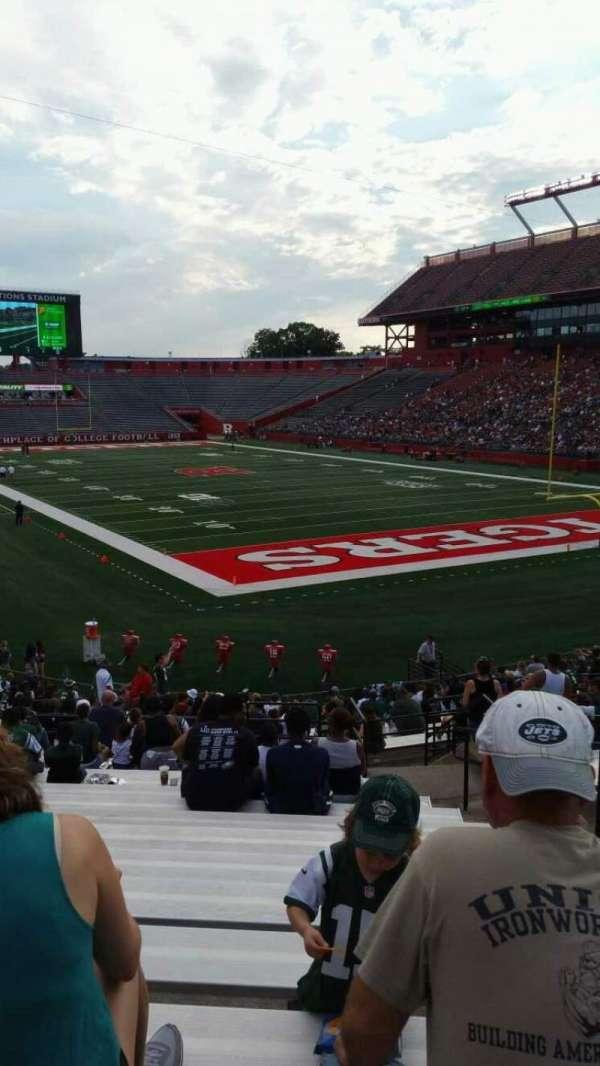 SHI Stadium, secção: 119, fila: 27, lugar: 5