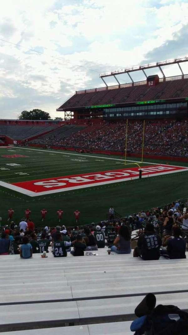 SHI Stadium, secção: 119, fila: 27, lugar: 13