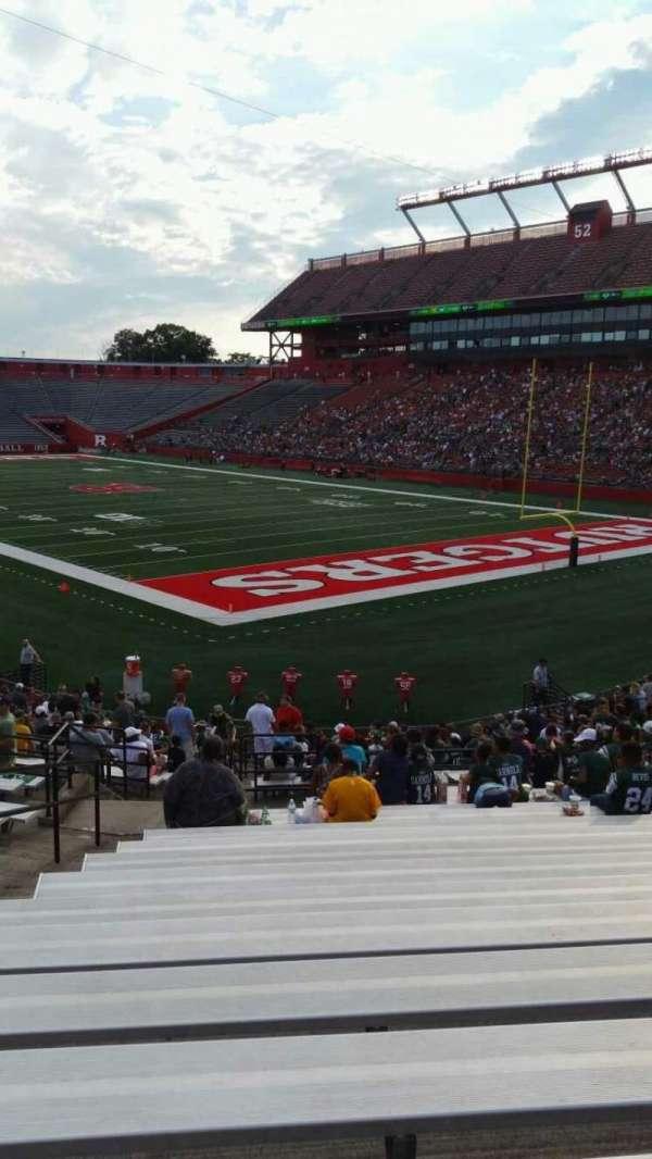 SHI Stadium, secção: 119, fila: 27, lugar: 21
