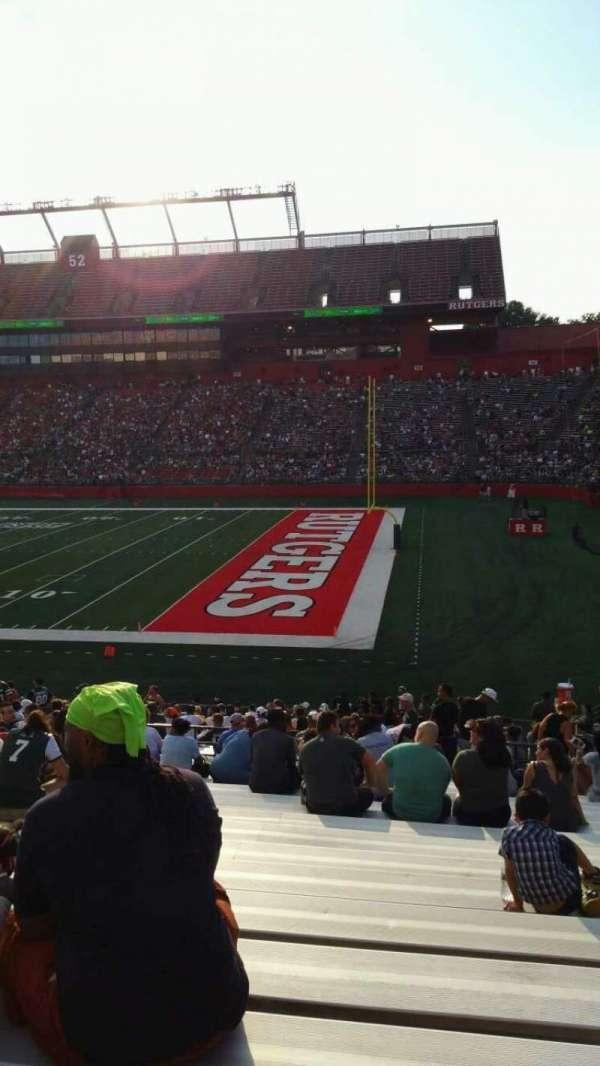 SHI Stadium, secção: 122, fila: 28, lugar: 10