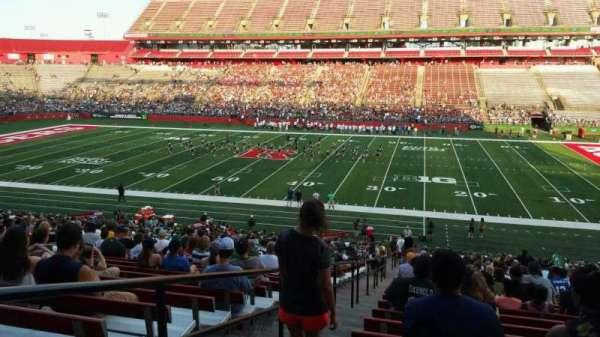 SHI Stadium, secção: 103, fila: 38, lugar: 24