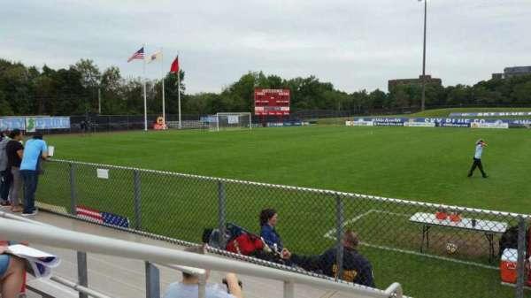 Yurcak Field, secção: 6, fila: 3, lugar: 20