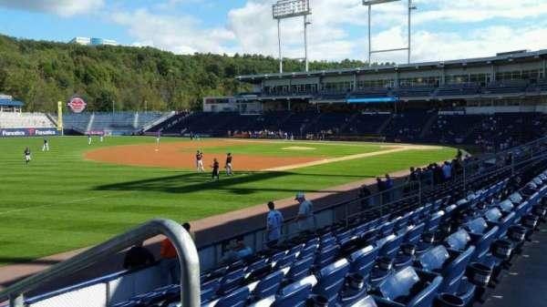 PNC Field, secção: 31, fila: 10, lugar: 1