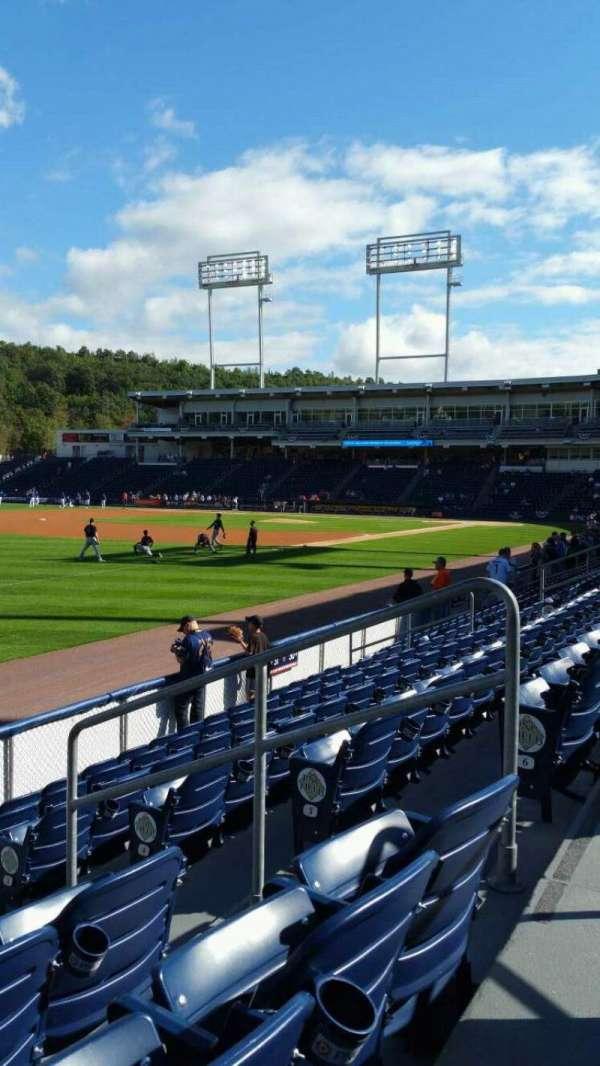 PNC Field, secção: 32, fila: 7, lugar: 5