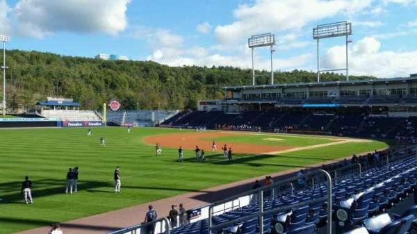 PNC Field, secção: 32, fila: 14, lugar: 5